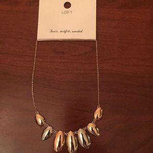"Loft necklace. New w/ tags. Elegant. 16"" chain"